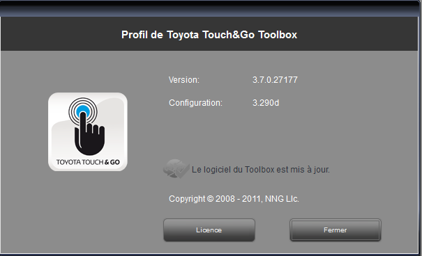 toolbox toyota touch&go